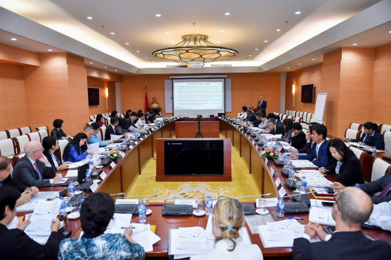 The 5th Advisory Committee Meeting of IMF Capacity Development Office in Thailand (CDOT – IMF)